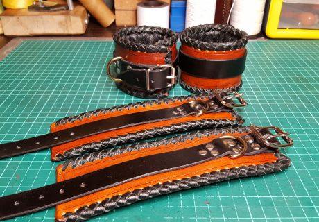 Wrist & Ancle Cuffs