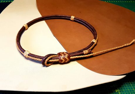 Braided Hatband