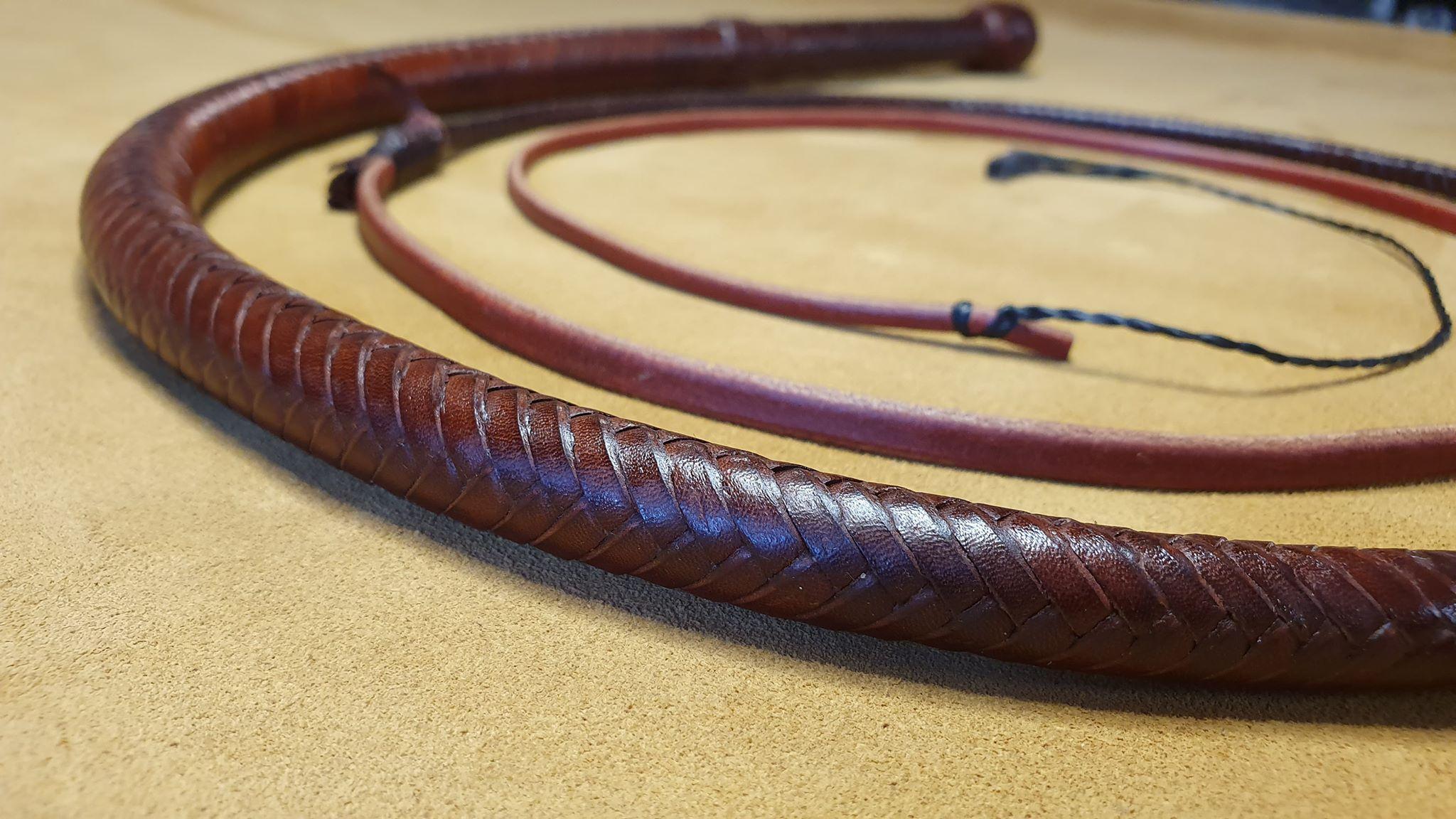 Whip braiding