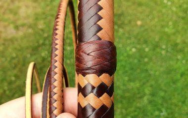 Turks head knot whip